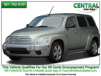 2007 Chevrolet HHR LT | Hot Springs, AR | Central Auto Sales in Hot Springs AR