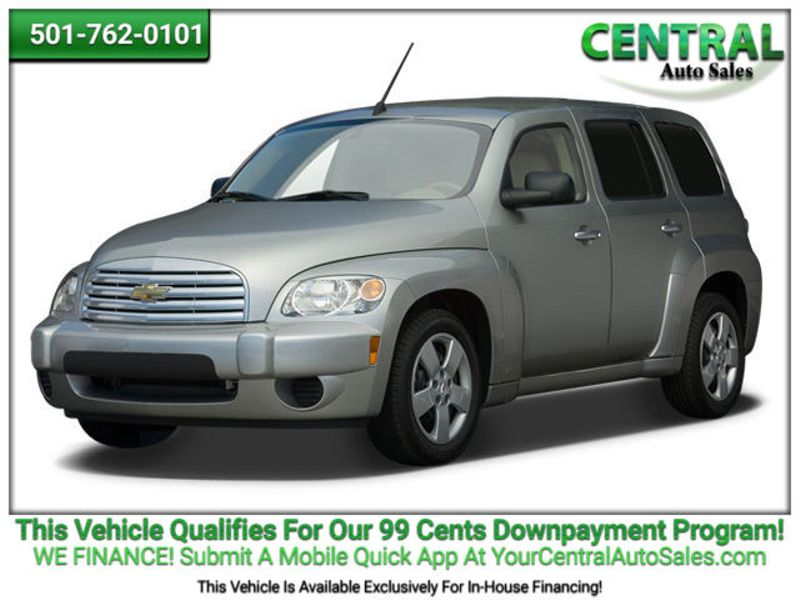 2007 Chevrolet HHR LT   Hot Springs, AR   Central Auto Sales in Hot Springs AR
