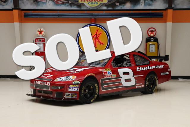 2007 Chevrolet Impala NASCAR 780 hp  VIN 000102 k miles