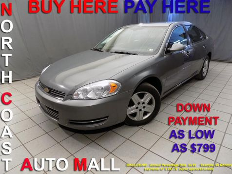 2007 Chevrolet Impala LS As low as $799 DOWN in Cleveland, Ohio