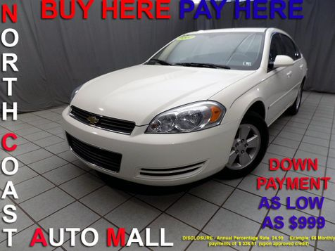 2007 Chevrolet Impala 3.5L LT As low as $999 DOWN in Cleveland, Ohio