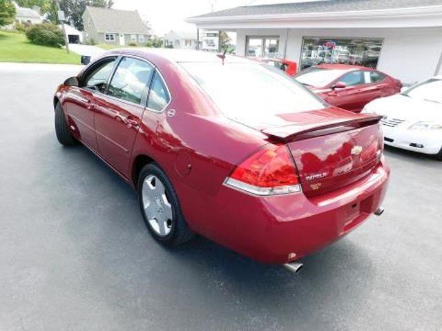 2007 Chevrolet Impala SS Ephrata, PA 5