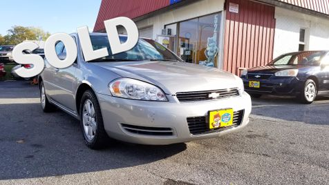 2007 Chevrolet Impala 3.5L LT in Frederick, Maryland