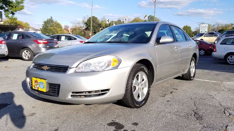 2007 Chevrolet Impala 35L LT  in Frederick, Maryland