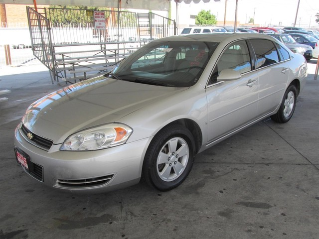 2007 Chevrolet Impala 35L LT This particular vehicle has a SALVAGE title Please call or email to