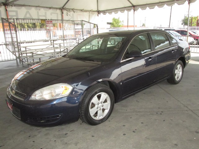 2007 Chevrolet Impala 35L LT Please call or e-mail to check availability All of our vehicles a