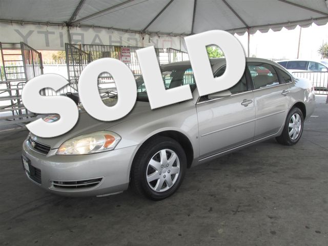 2007 Chevrolet Impala LS Please call or e-mail to check availability All of our vehicles are av