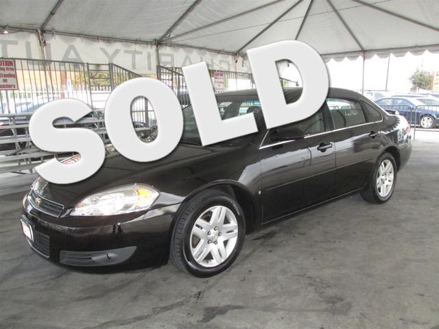 2007 Chevrolet Impala 39L LT Please call or e-mail to check availability All of our vehicles a