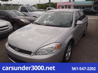 2007 Chevrolet Impala 3.5L LT Lake Worth , Florida