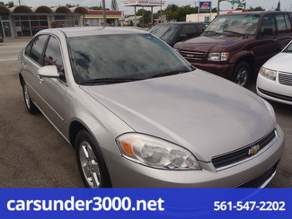 2007 Chevrolet Impala 3.5L LT Lake Worth , Florida 1