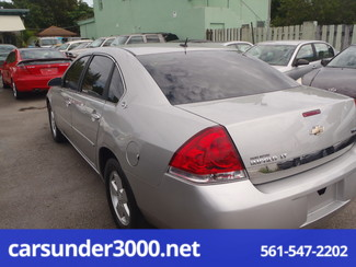 2007 Chevrolet Impala 3.5L LT Lake Worth , Florida 3