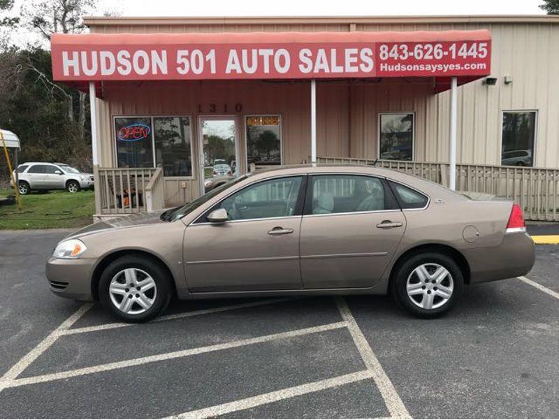 2007 Chevrolet Impala LS | Myrtle Beach, South Carolina | Hudson Auto Sales in Myrtle Beach South Carolina
