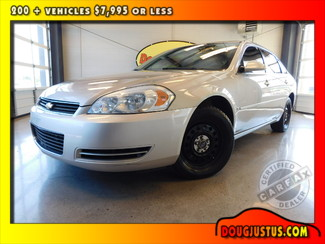 2007 Chevrolet Impala Police Pkg 9C1 in Airport Motor Mile ( Metro Knoxville ), TN