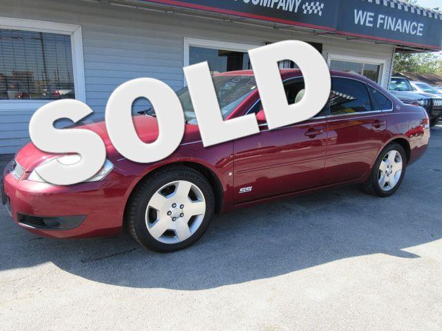 2007 Chevrolet Impala Ss South Houston