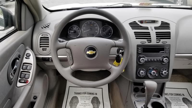 2007 Chevrolet Malibu LS w1LS  in Frederick, Maryland