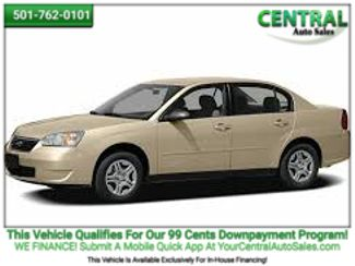 2007 Chevrolet Malibu LT w/1LT | Hot Springs, AR | Central Auto Sales in Hot Springs AR