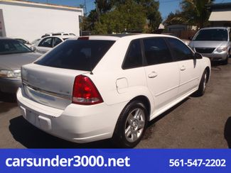 2007 Chevrolet Malibu Maxx LT Lake Worth , Florida 4