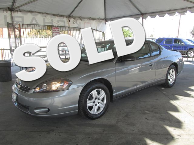 2007 Chevrolet Monte Carlo LS Please call or e-mail to check availability All of our vehicles a