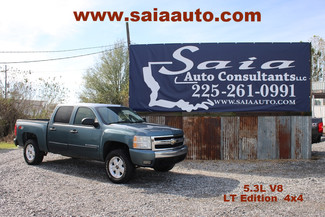 2007 Chevrolet Silverado 1500 Crew Cab Z71 4wd 5.3 V8 Leveled General ATs Ready To Roll NO FLOOD CLEAN CAR FAX | Baton Rouge , Louisiana | Saia Auto Consultants LLC-[ 2 ]