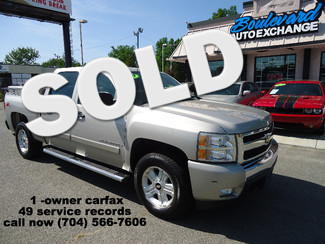2007 Chevrolet Silverado 1500 LT w/1LT Charlotte, North Carolina