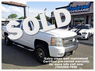2007 Chevrolet Silverado 1500 LT w/1LT-Z85 Charlotte, North Carolina