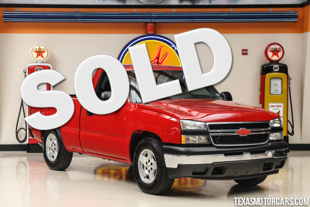 2007 Chevrolet Silverado 1500 Classic Work Truck Financing is available with rates as low as 29 w