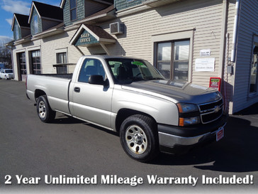 2007 Chevrolet Silverado 1500 Classic Work Truck in Brockport
