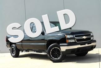 2007 Chevrolet Silverado 1500 Classic Work Truck Plano, TX