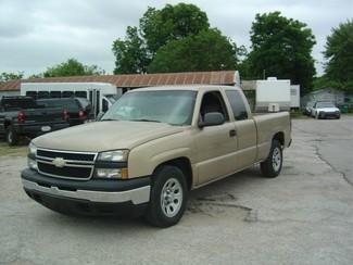 2007 Chevrolet Silverado 1500 Classic Work Truck San Antonio, Texas 1