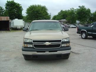 2007 Chevrolet Silverado 1500 Classic Work Truck San Antonio, Texas 2