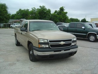2007 Chevrolet Silverado 1500 Classic Work Truck San Antonio, Texas 3