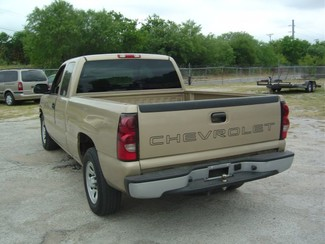 2007 Chevrolet Silverado 1500 Classic Work Truck San Antonio, Texas 7