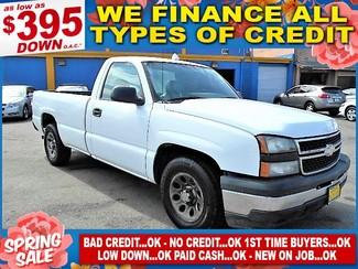2007 Chevrolet Silverado 1500 Classic Work Truck in Santa Ana California