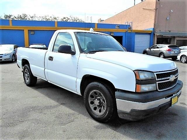 2007 Chevrolet Silverado 1500 Classic Work Truck Limited warranty included to assure your worry-fr