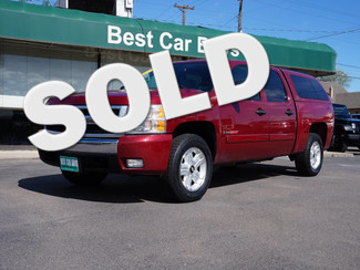 2007 Chevrolet Silverado 1500 LT w/2LT Englewood, CO
