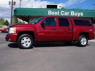 2007 Chevrolet Silverado 1500 LT w/2LT Englewood, CO 1
