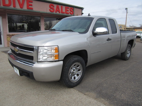 2007 Chevrolet Silverado 1500 Work Truck in Glendive, MT