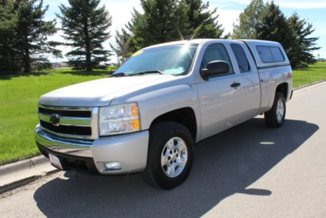 2007 Chevrolet Silverado 1500 LT w/2LT in Great Falls, MT