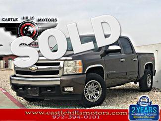 2007 Chevrolet Silverado 1500 LT w/1LT | Lewisville, Texas | Castle Hills Motors in Lewisville Texas