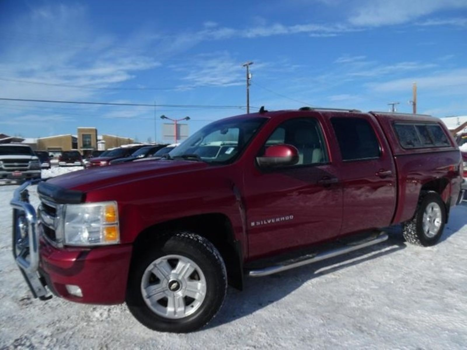 2007 chevrolet silverado 1500 ltz city montana montana. Black Bedroom Furniture Sets. Home Design Ideas