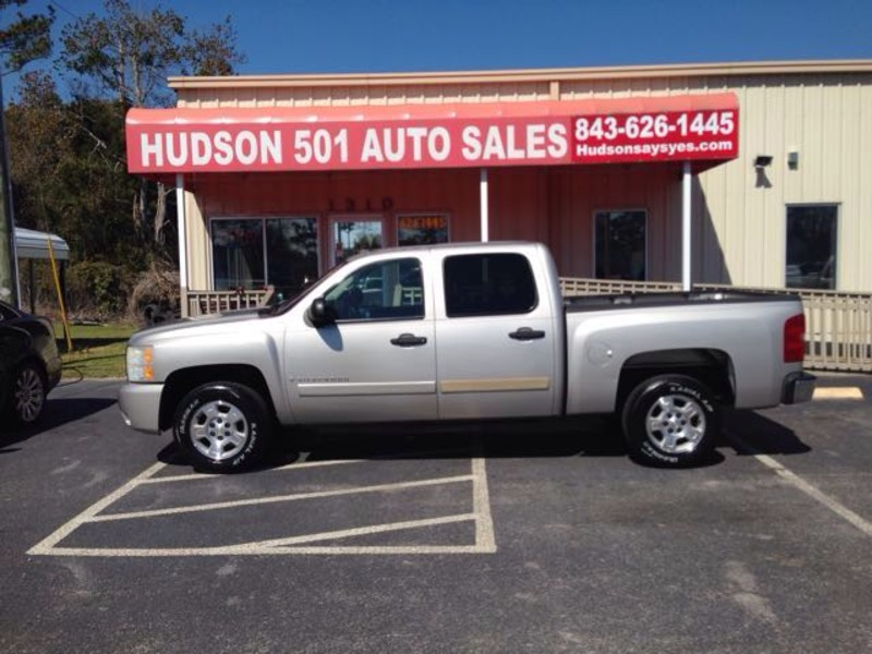 2007 Chevrolet Silverado 1500 LT w/2LT in Myrtle Beach South Carolina