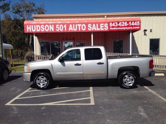2007 Chevrolet Silverado 1500 LT w/2LT | Myrtle Beach, South Carolina | Hudson Auto Sales in Myrtle Beach South Carolina
