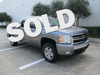 2007 Chevrolet Silverado 1500 LT w/1LT with leather & nice. Plano, Texas