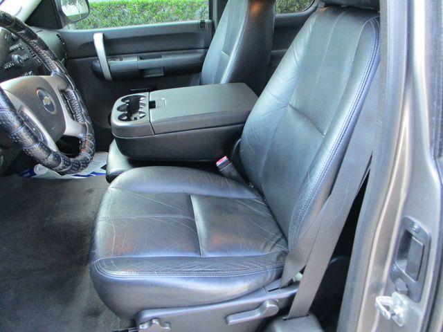 2007 Chevrolet Silverado 1500 LT w/1LT with leather & nice. Plano, Texas 12