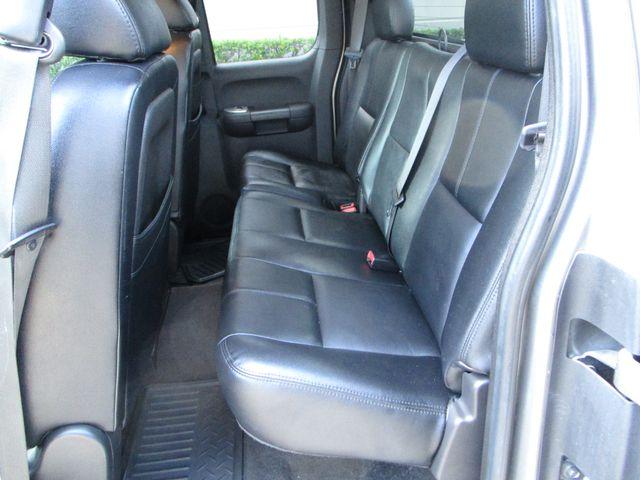 2007 Chevrolet Silverado 1500 LT w/1LT with leather & nice. Plano, Texas 14