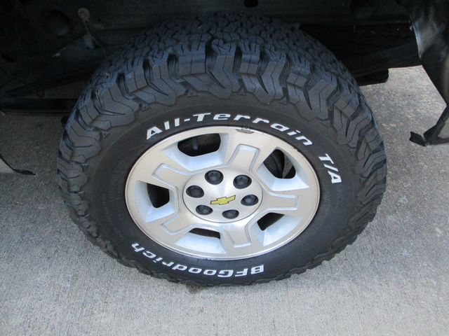2007 Chevrolet Silverado 1500 LT w/1LT with leather & nice. Plano, Texas 27