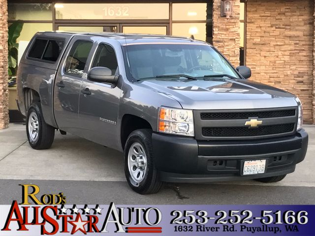 2007 Chevrolet Silverado 1500 This vehicle is a CarFax certified one-owner used car Pre-owned veh