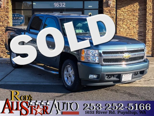 2007 Chevrolet Silverado 1500 LTZ 4WD The CARFAX Buy Back Guarantee that comes with this vehicle m