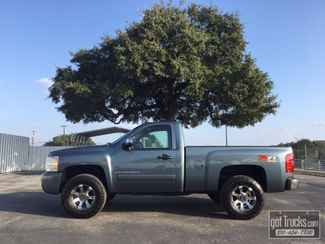 2007 Chevrolet Silverado 1500 Regular Cab LT Z71 4.8L V8 4X4 | American Auto Brokers San Antonio, TX in San Antonio Texas