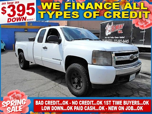 2007 Chevrolet Silverado 1500 LT w1LT Limited warranty included to assure your worry-free purchas